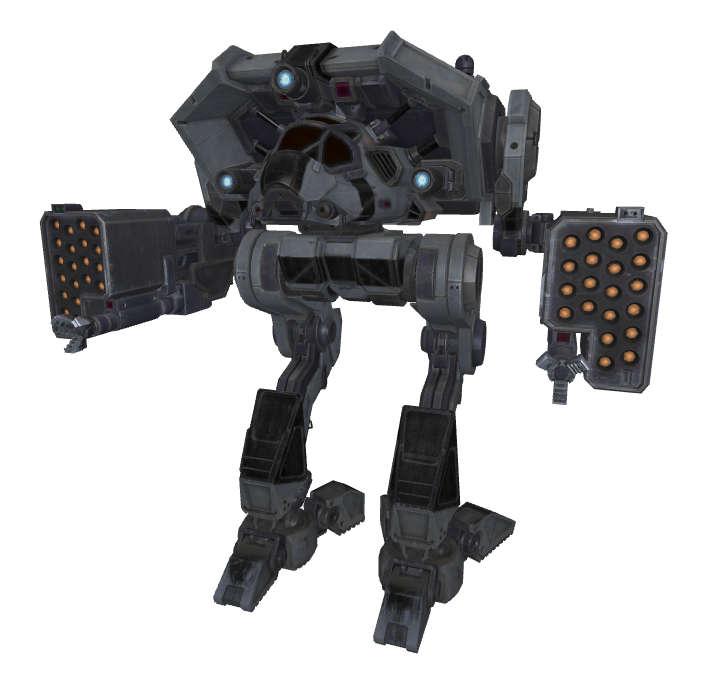 MechWarrior Online: мехи в шкурах