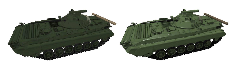 Сравнение внешнего вида моделей
