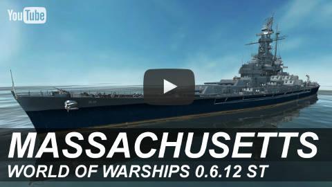 Линкор «Massachusetts»