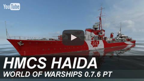 HMCS Haida