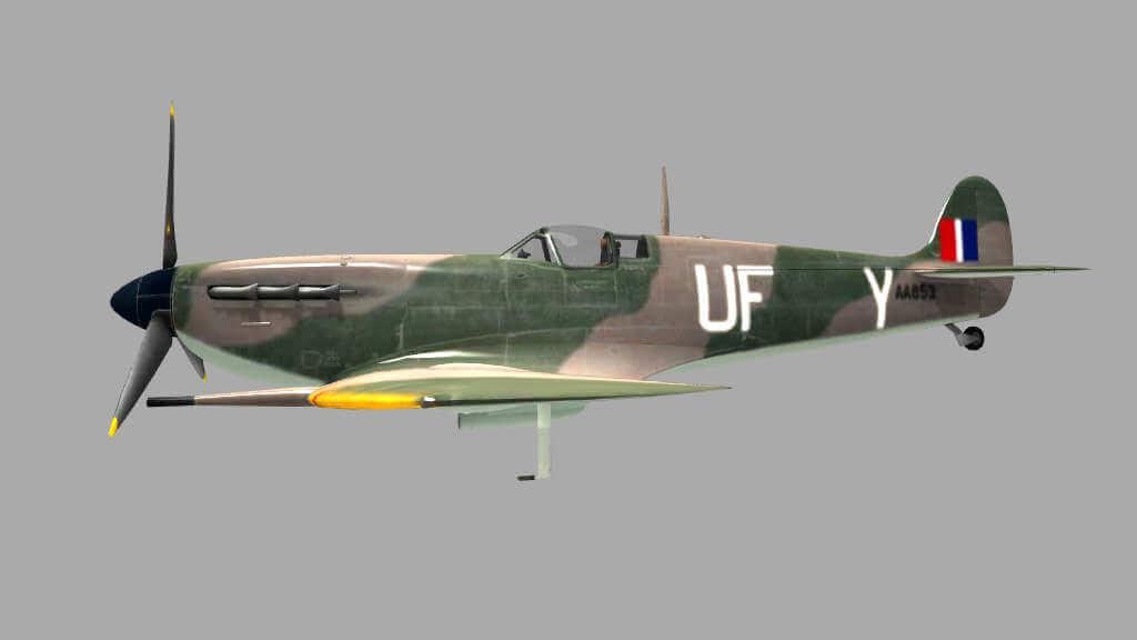 Spitfire Vb IM