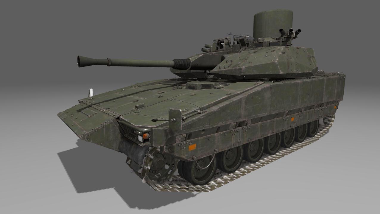 Luftvärnskanonvagn 90C