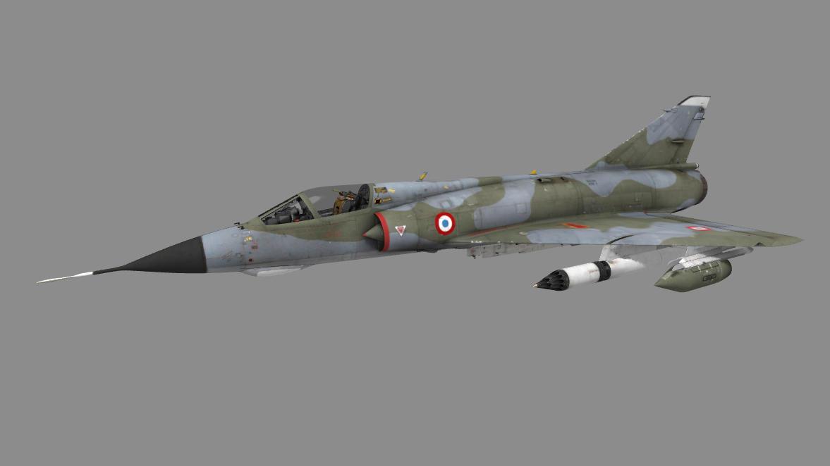 Mirage-IIIE