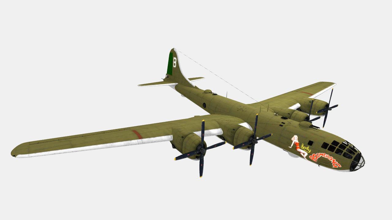 B-29C Superfortress